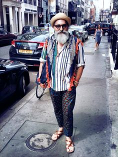 Gerold Brenner June2014 Dover Street London Pants Dent De Man