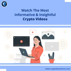 At Cryptoknowmics, we provide the updated and latest insightful videos in crypto industry. Stay tuned to our YouTube Channel and update yourself with latest trends and information around blockchain and cryptocurrency. Watch on the website Technical Analysis, Stay Tuned, Blockchain, Cryptocurrency, Latest Trends, Channel, Family Guy, Website, Watch