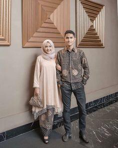 Open p.o batik couple . Kebaya Muslim, Batik Muslim, Kebaya Modern Hijab, Kebaya Hijab, Batik Kebaya, Kebaya Dress, Batik Dress, Hijab Dress, Street Hijab Fashion