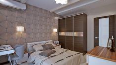 Дизайн спальни 2018 года - модные тенденции и рекомендации экспертов (155 фото)