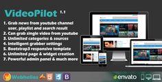 Videopilot - Autopilot Youtube Video Script - https://codeholder.net/item/php-scripts/videopilot-autopilot-youtube-video-script