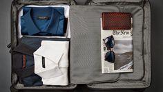 La última colección de Ermenegildo Zegna está diseñado con el Jet-Setter en mente | Moda