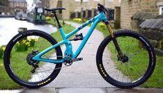 Mountain Bike Editors' Choice Winners-Yeti SB5.5