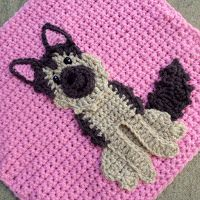 Jenna Wingate Designs: Patchwork Puppy Project - The Puppy Patches