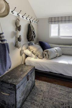 Bedroom by Hyde Evans Design