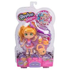 3 NEW Shopkins Shoppies Dolls are starting to list at Target! Shopkins Season 5, New Shopkins, Shoppies Dolls, Shopkins And Shoppies, Toys For Girls, Gifts For Girls, Vip Card, Lol Dolls, Perfect Christmas Gifts