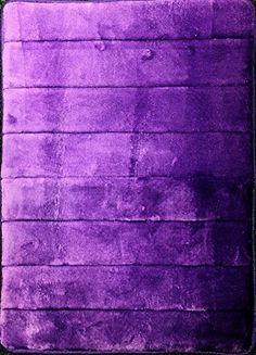 Purple- Incredibly Soft and Absorbent Memory Foam Bath Ma... https://www.amazon.com/dp/B00VAMHAD2/ref=cm_sw_r_pi_dp_x_qEoizbEK2Y9FX