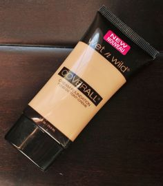 Wet n Wild CoverAll Cream Foundation Review
