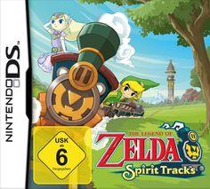 The Legend of Zelda: Spirit Tracks (Gerne eine gebrauchte Version, da der Preis Unterschied zu einer neuen Version oft erheblich ist)