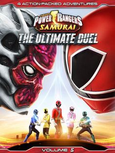 Power Rangers Samurai: The Ultimate Duel Vol. 5