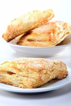Checkout this recipe for Puff Pastry (Gluten Free) I found on BobsRedMill.com