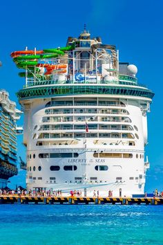 Name of this cruise is quite suitable, Liberty of the Seas, Nassau