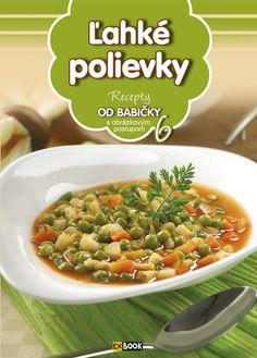 Recepty OD BABIČKY - Ľahké polievky