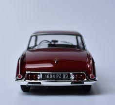 Citroën DS 21 Le Dandy Rouge 1:18 Metal18 Dandy, Diecast, Interior, Indoor, Dandy Style, Interieur, Interiors