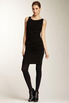 Prime Stretchy Matte Jersey Dress