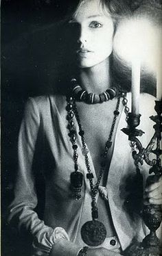 International Velvet aka Susan Bottomly. 1960's Warhol Superstar and Fashion Model.