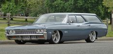 '68 Chevy BelAir Station Wagon