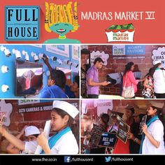 Home Serve Security Solutions-Stall from Madras market VI venue.  #Home #Serve #Security #Solutions #Madrasmarket #Chennai #Fullhouseentertainment #Fun