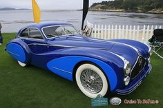 1948 Talbot Lago T-26 Grand Sport Coupe