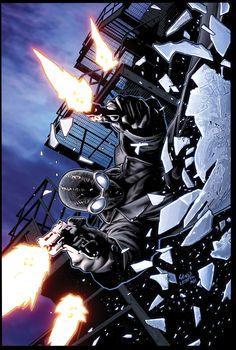 Spider-Man Noir by Greg Land
