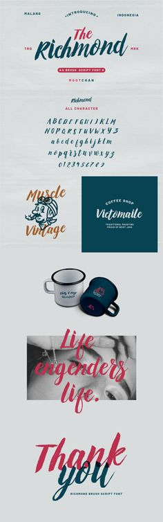 Free Typography Fonts, Script Typeface, Modern Script Font, Handwritten Fonts, Typography Letters, Great Fonts, Fancy Fonts, Cool Fonts, Awesome Fonts