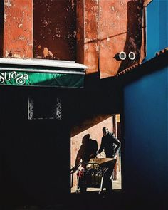 """Mirko Saviane is an Italian photogrrapher from Venice. Saviane was a painter for several years, to become afterwards a photographer. """"When years later I began..."""