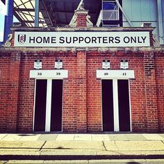@eer_h 's Instagram photos | Craven Cottage, London