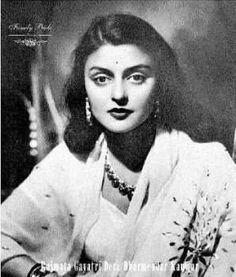 Princess Gayatri Devi