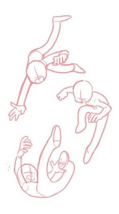 Poses , perspective
