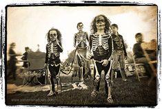 Eleven Shadows Travels: Dia de los Muertos, Hollywood Forever 2009