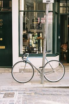 Minimal city bike. As light as you can get