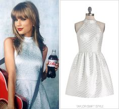 GET THE LOOK: Modcloth 'Because You're Brilliant Dress' - $89.99