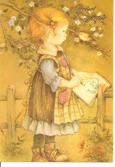Dibujante - Lisi Martin cards.