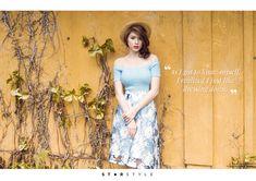 Kylie Padilla, Star Fashion, Daydream, Spotlight, Ph, Summertime, Strapless Dress, Celebrity, Actresses