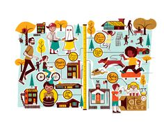 Love this! on dribbble, Scotty Relfsnyder