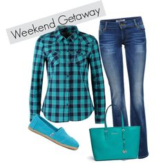 """""""lovin the turqoise"""" by jenmiller0204 on Polyvore"""