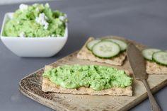 Avocado Crab Salad Recipe (or Crab Salad-Stuffed Avocados) Lunch Recipes, Low Carb Recipes, Salad Recipes, Cooking Recipes, Healthy Recipes, Avocado Crab Salad, Healthy Dips, Healthy Food, Tapenade