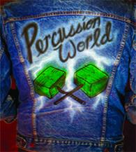 Percussion jacket Electric 6, Percussion, Logos, Jackets, Down Jackets, Logo, Jacket