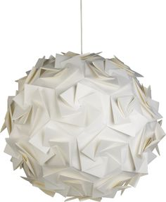 12 colour armchairs origami ikea ikea dandelions ceilings the high lights - Suspension Origami Ikea