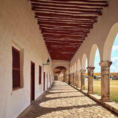 Convento de San Antonio de Padua in Mexico is a historic and beautiful location for a photo or video shoot.