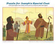 Joseph's Special Coat Jigsaw Puzzle