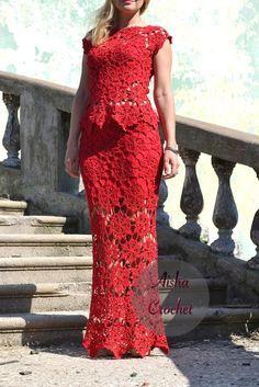 Fabulous Crochet a Little Black Crochet Dress Ideas. Georgeous Crochet a Little Black Crochet Dress Ideas. Crochet Bodycon Dresses, Crochet Summer Dresses, Black Crochet Dress, Crochet Skirts, Crochet Clothes, Dress With Cardigan, Knit Dress, Crochet Woman, Knit Crochet