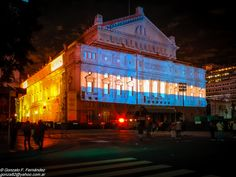 https://flic.kr/p/JTEuY9 | Bicentenario de la Independencia Argentina | Bicentenario de la Independencia Argentina. Teatro Colón. Bs.As. Argentina.