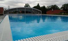 Prelivový bazén ALBISTONE - Obdĺžník hranatý