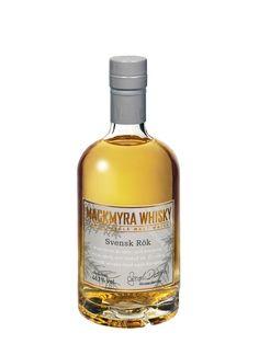 Whisky MACKMYRA Svensk Rok 46,1% - Maison du Whisky