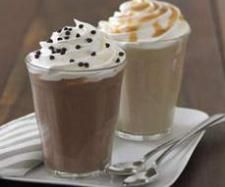 Frappe chocolate y mocca