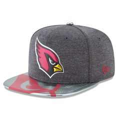 first rate 22bb7 c21ce Arizona Cardinals New Era NFL Spotlight Original Fit 9FIFTY Snapback Adjustable  Hat - Graphite, Your
