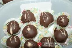 Orea σοκολατάκια #sintagespareas Greek Sweets, Greek Desserts, Greek Recipes, Cake Cookies, Cupcake Cakes, Sweets Recipes, Cooking Recipes, Christmas Mix, Recipe Images