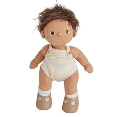 Olli Ella Dinkum Doll, Sprout. #olliella #christmasgiftsfortoddlers #christmasgiftsforkids #holidaygiftsforchildren #christmaspresentsforkids Childrens Shop, Stem Skills, Unisex Clothes, New Sibling, Save The Children, On Repeat, Toddler Gifts, Toddler Toys, Creative Play