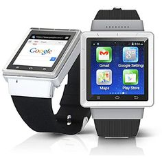 inDigi Unlocked Android 40 Mini Tablet PC Watch Smart Phone Bluetooth ATT  TMobile US Seller -- You can find more details by visiting the image link.